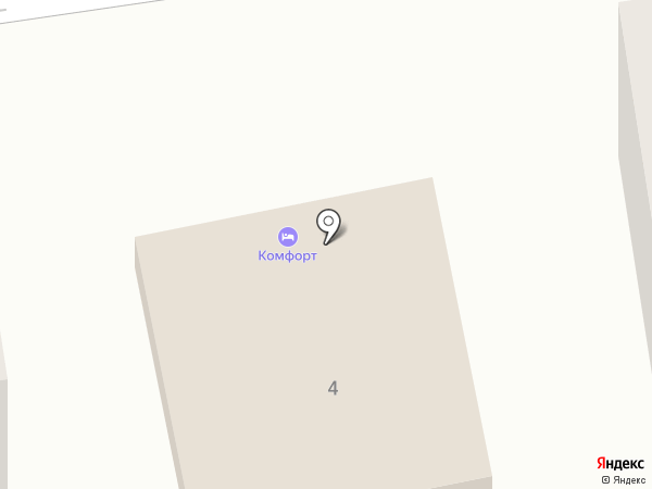 Миртек на карте Ставрополя