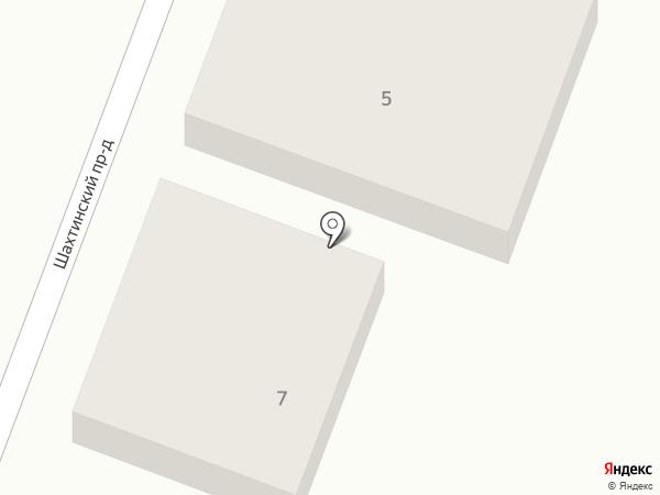 МП-Бренд на карте Ставрополя