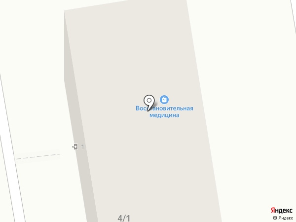 Баракат на карте Ставрополя