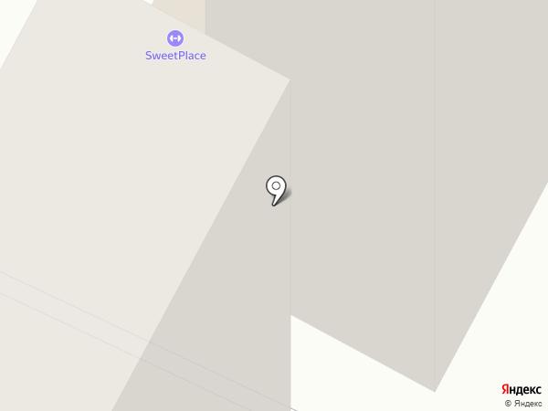 Северная Пальмира на карте Ставрополя