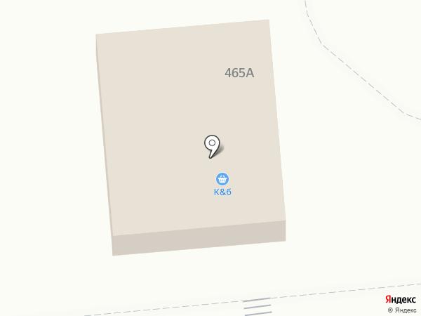 Мясноff на карте Ставрополя