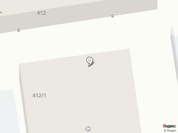 Адвокатский кабинет Ускова И.А. на карте Ставрополя