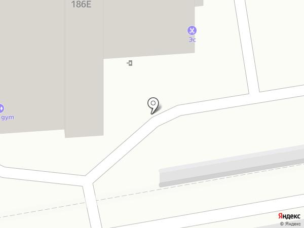 HardGym на карте Ставрополя