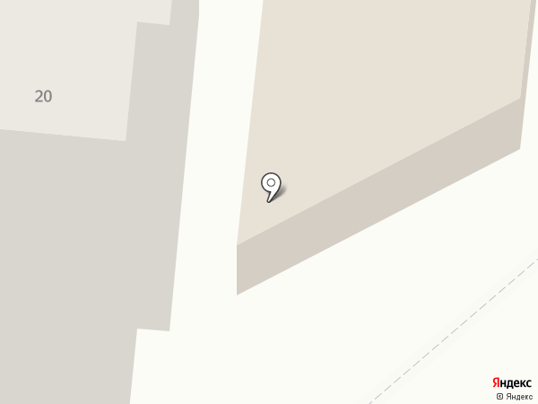 Бакалейная лавка на карте Ставрополя