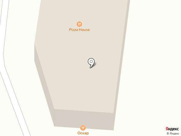 Меридиан на карте Ставрополя