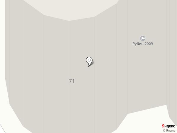 Наша на карте Ставрополя