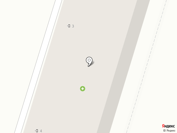 Красотка на карте Ставрополя