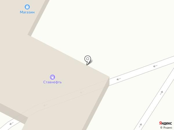 LUX EXPRESS на карте Ставрополя