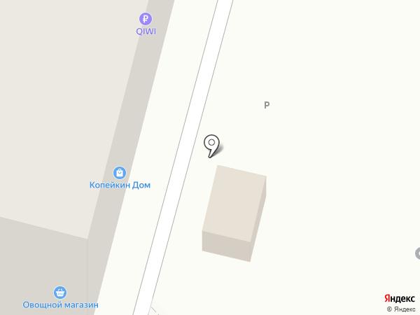 Ставропольхлебторг, ЗАО на карте Ставрополя