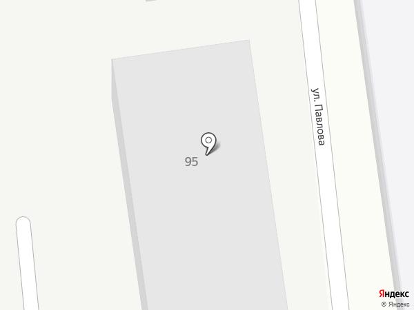 ЛяРу на карте Ставрополя