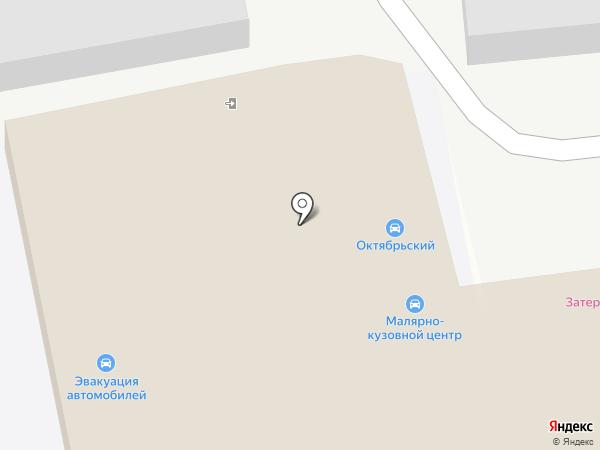 Медчеста на карте Ставрополя