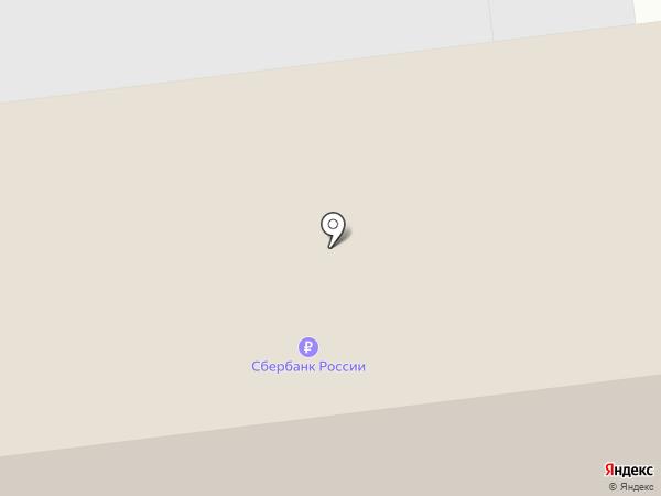 Вечерний Ставрополь на карте Ставрополя