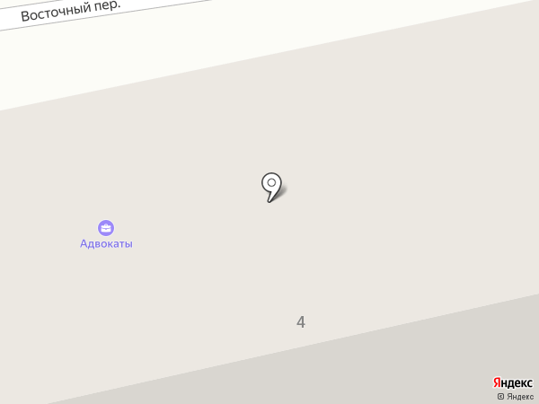Домофонные системы на карте Ставрополя
