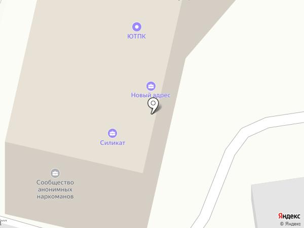 Web-студия Святослава Дёгтева на карте Ставрополя