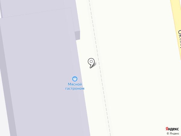Московский магазин на карте Ставрополя