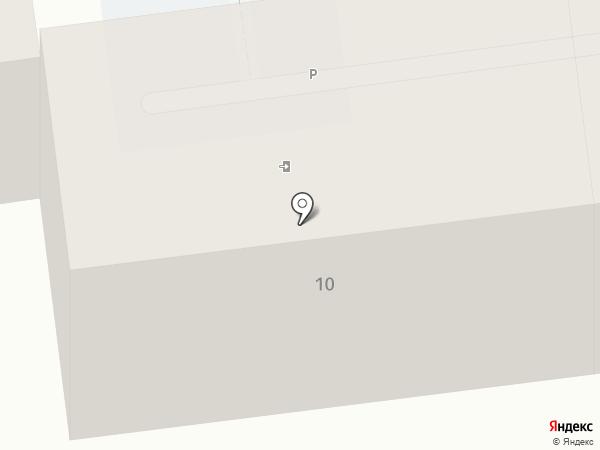 Паспортно-визовый сервис на карте Ставрополя
