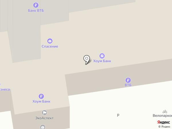Банкомат, Банк ВТБ 24, ПАО на карте Ставрополя