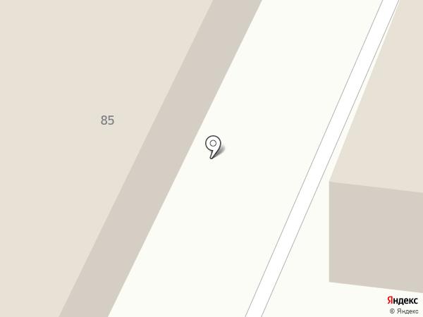 Элэрго на карте Ставрополя