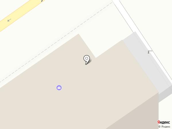 Военный комиссариат Ставропольского края на карте Ставрополя