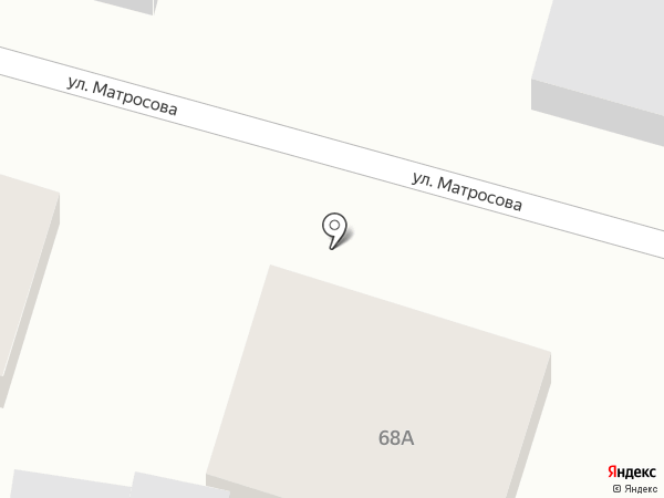 Академия Чистоты на карте Ставрополя