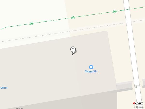 Сытый Ли на карте Ставрополя