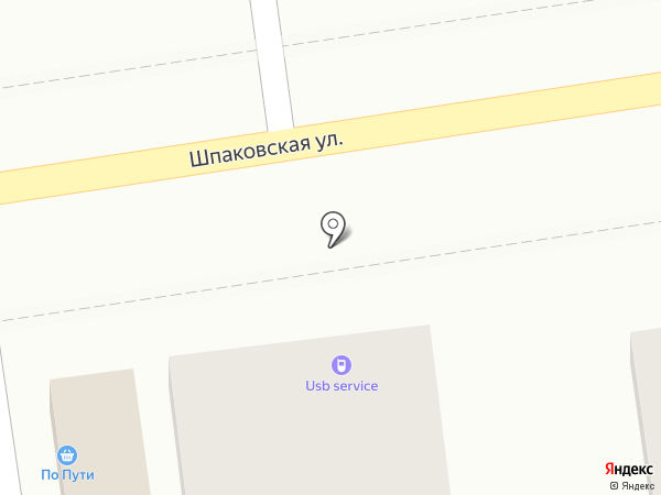 USB service на карте Ставрополя
