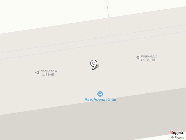КИТ на карте Ставрополя