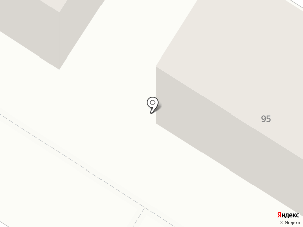 Гастроном на карте Верхнерусского