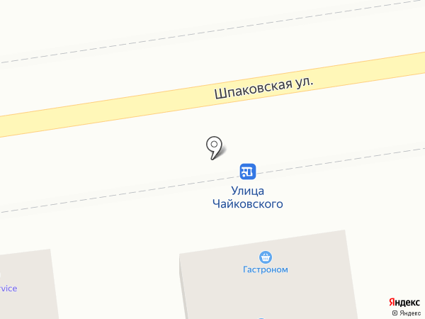 МиКо на карте Ставрополя