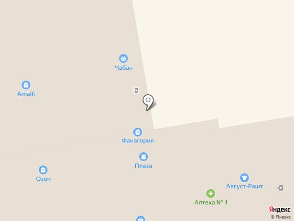 Лапландия на карте Ставрополя