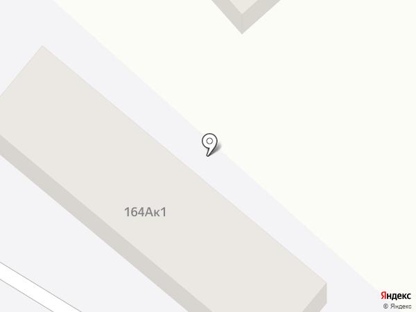 Арт-авто на карте Ставрополя