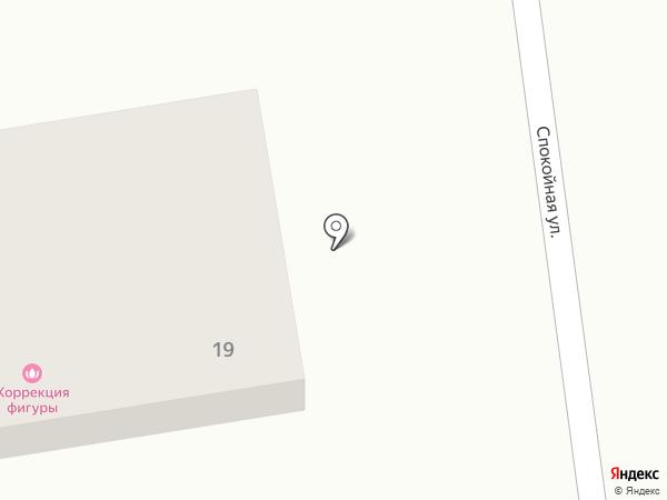 Кабинет коррекции фигуры на карте Ставрополя