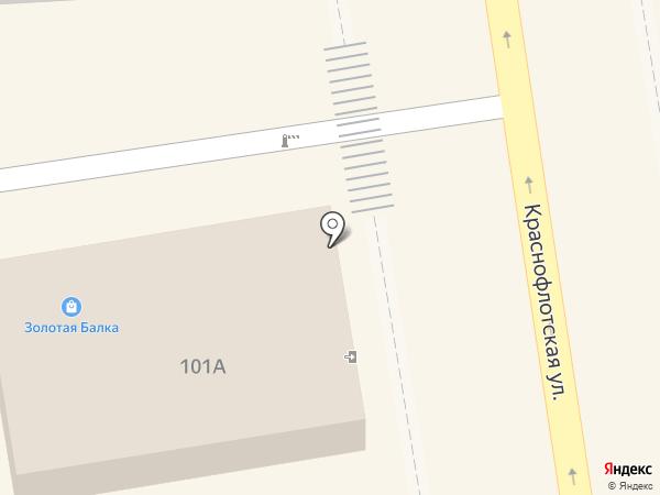 Дюссельдорф на карте Ставрополя