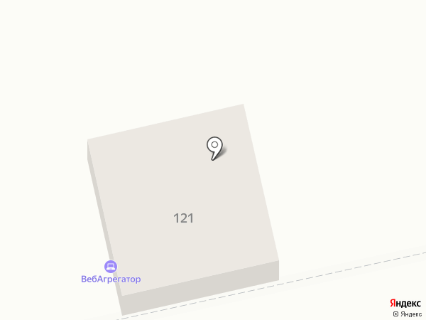 Веб Агрегатор на карте Ставрополя