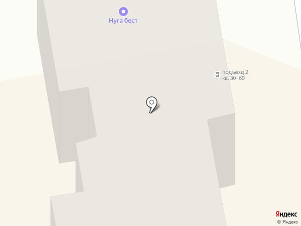 Престиж на карте Ставрополя