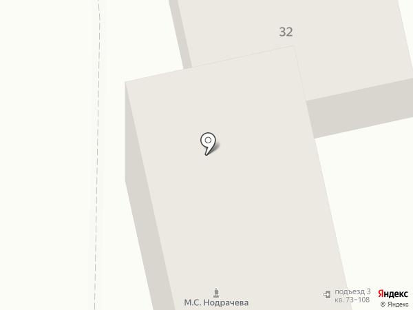 Baton на карте Ставрополя