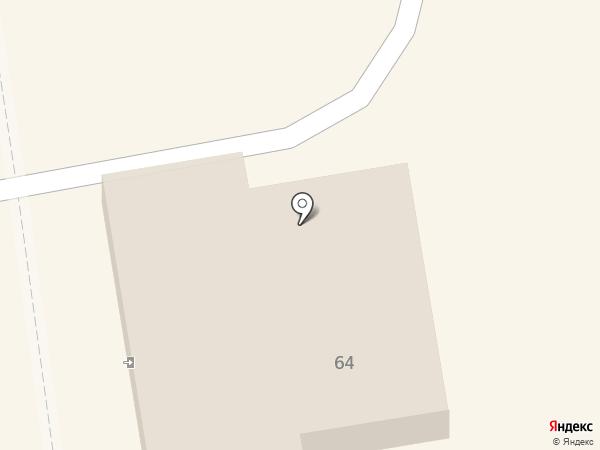 Восвояси на карте Ставрополя
