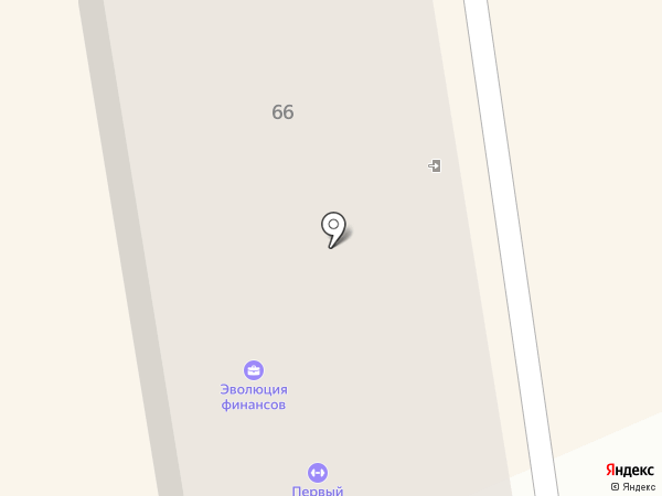 НЕГА на карте Ставрополя