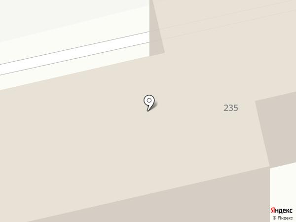 Адвокатский кабинет Шаталовой С.П. на карте Ставрополя