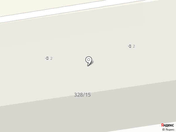 Участковый пункт полиции на карте Ставрополя