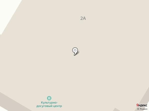 Дом культуры на карте Татарки
