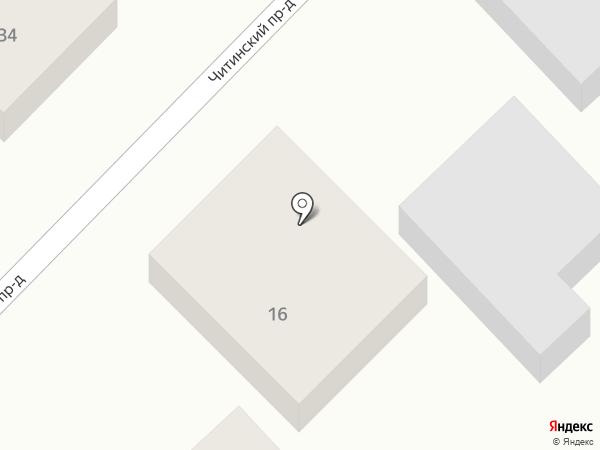 ЕВРОРЕМОНТ+ на карте Ставрополя