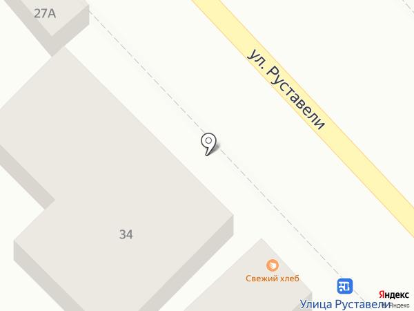 Компания промышленного альпинизма на карте Ставрополя