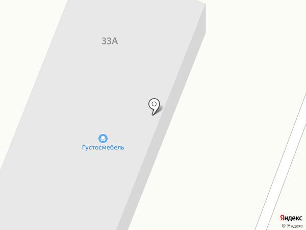 Пластерм-СТ на карте Ставрополя