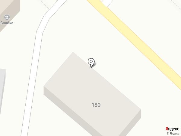 Чебуречная на карте Ставрополя