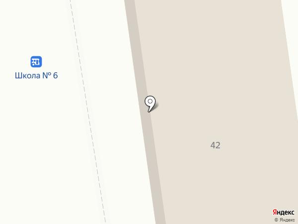 Губенко В.П. на карте Ставрополя