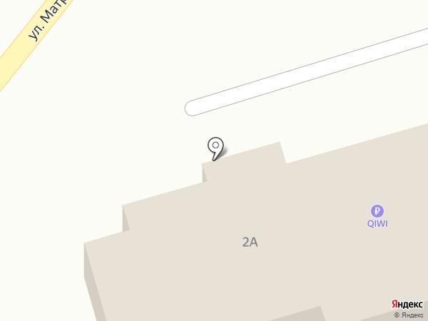 Пивной алкомаркет на карте Ставрополя