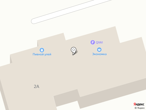 Жарпицца на карте Ставрополя