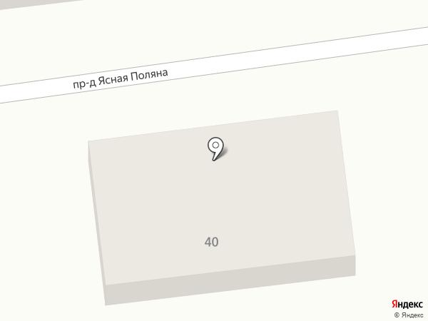 Coco Chanel на карте Ставрополя
