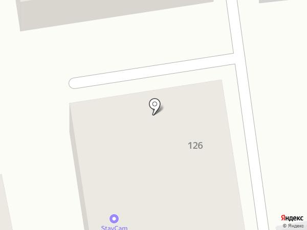 Будь краше на карте Ставрополя